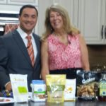Debbie Barbiero with Kevin Arnone WTNH TV Channel 8