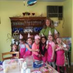 Birthday Party Cooking Classes for Children or Adults $35 per person. Saturday CHILDREN'S COOKING CLASSES for children at 1:00 and 3:30