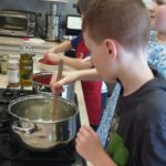 Children's Cooking Classes are fun classes at Deb's Healthy Plate.