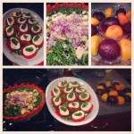 Personal Chef Appetizers/Salads